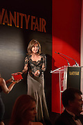 LOURDES GARZON, Vanity Fair Person of the year. Italian Consulate. Madrid. 17 September 2012.