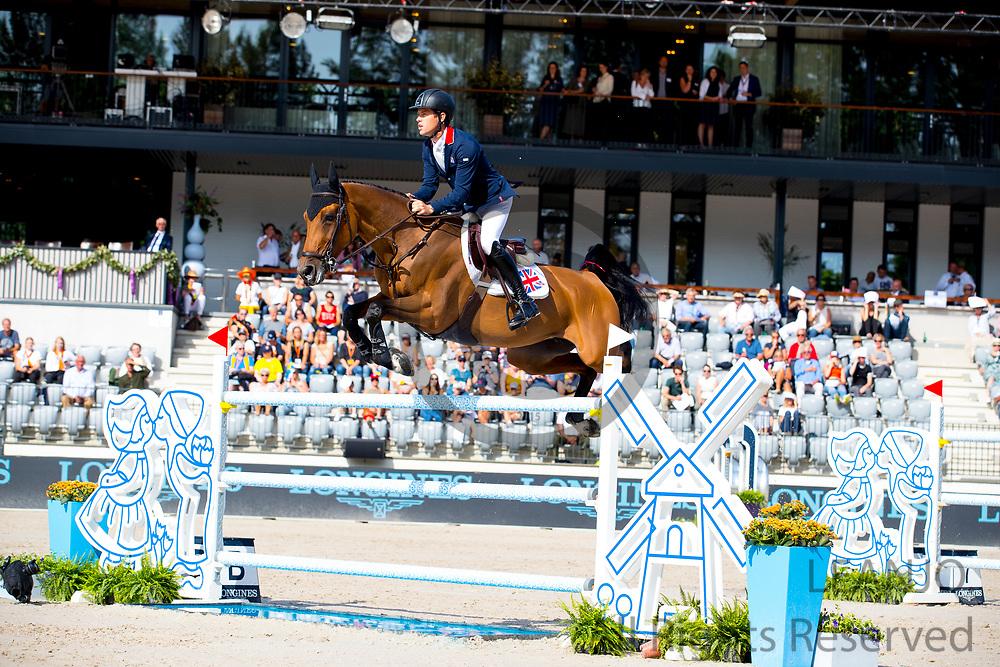 Scott Brash - Hello M'Lady<br /> FEI European Championships 2019<br /> © DigiShots