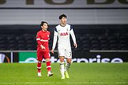 10/12 Tottenham v Antwerp MIYOSHI