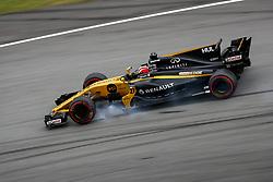 September 29, 2017 - Sepang, Malaysia - Motorsports: FIA Formula One World Championship 2017, Grand Prix of Malaysia, .#27 Nico Hulkenberg (GER, Renault Sport F1 Team) (Credit Image: © Hoch Zwei via ZUMA Wire)
