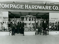 1919 Rompage Hardware store at 5512 Hollywood Blvd.