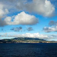 Portugal, Azores, Sao Miguel island.