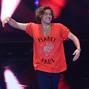 NLD/Hilversum/20120120 - Finale the Voice of Holland 2012, optreden Paul Turner