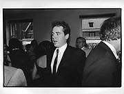 Brett Easton Ellis in New York 1990,ONE TIME USE ONLY - DO NOT ARCHIVE  © Copyright Photograph by Dafydd Jones 66 Stockwell Park Rd. London SW9 0DA Tel 020 7733 0108 www.dafjones.com