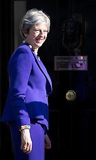 India Prime Minister UK - 18 April 2018