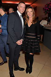 HEATHER KERZNER and MARK NICHOLSON at a private view of photographs by David Bailey entitled 'Bailey's Stardust' at the National Portrait Gallery, St.Martin's Place, London on 3rd February 2014.
