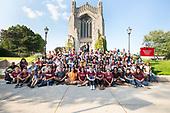 Odyssey Scholars Reception 2017