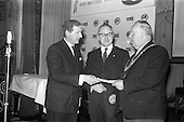 1963 - M and P Hanlon Ltd. seminar on frozen foods at the Gresham Hotel