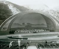 1926 Hollywood Bowl shell