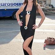 NLD/Amsterdam/20110430 - Koninginnedagconcert Radio 538, Dorien Rose Duinker