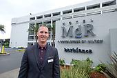 Michael Kapoulis, GM of Marina del Rey Doubletree hotel.