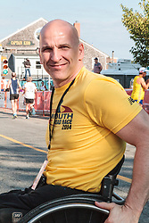 Falmouth Road Race wheelchair legend Craig Blanchette