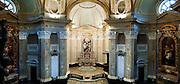 Vista dell'interno della chiesa di Santa Pelagia a Torino.