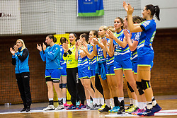 Team Slovenia during friendly game between national teams of Slovenia and Serbia on 29th of September, Celje, Slovenija 2018
