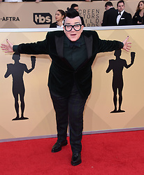 24th Annual Screen Actors Guild Awards held at the Shrine Exposition Center. 21 Jan 2018 Pictured: Lea DeLaria. Photo credit: OConnor-Arroyo / AFF-USA.com / MEGA TheMegaAgency.com +1 888 505 6342