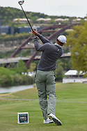 Tiger Woods (USA) watches his tee shot on 12 during day 4 of the WGC Dell Match Play, at the Austin Country Club, Austin, Texas, USA. 3/30/2019.<br /> Picture: Golffile | Ken Murray<br /> <br /> <br /> All photo usage must carry mandatory copyright credit (© Golffile | Ken Murray)