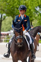 Cornelissen Adelinde, NED, Zephyr<br /> NK Dressuur<br /> {copyrght}<br /> 26/05/19