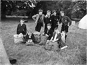 1952 All Ireland Scout Contest at Larch Hill