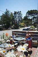Neahkahnie Bistro in Manzanita, Oregon.