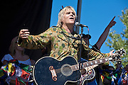 Mike Peters at the 2010 Union County Music Festival, Clark, NJ.