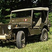 1952 Willys M38 Military Vehicle