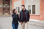 Jenna + Jordan :: Eau Claire, Wisconsin Engagement Photography