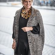 NLD/Amsterdam/20151130 - Uitreiking Prins Bernhard Cultuurfonds prijs 2015, aankomst Prinses Laurentien