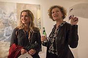 NELL BENNEY; MARY ANN SIEGHART, Behind the Silence. private view  an exhibition of work by Paul Benney and Simon Edmondson. Serena Morton's Gallery, Ladbroke Grove, W10.  4 November 2015.