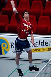 28-03-2005 VOLLEYBAL: NOLIKO MAASEIK-VC BREENDONK PUURS: MAASEIK<br /> <br /> Robert Horstink - AA Drink<br /> <br /> ©2005-WWW.FOTOHOOGENDOORN.NL