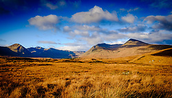 Early morning light on Rannoch Moor, Highlnads of Scotland<br /> <br /> (c) Andrew Wilson | Edinburgh Elite media