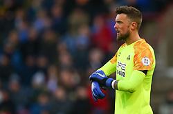 Huddersfield Town goalkeeper Ben Hamer