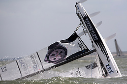 Knokke, Belgium, July 15 2009. F18 worlds.