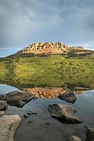 Beartooth Lake Shoshone National Forest Wyoming