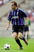 Fotball<br /> Amstedam Tournament 2003<br /> 01.08.2003<br /> Andy van der Meyde - Inter<br /> Foto: Digitalsport