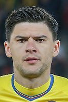 CLUJ-NAPOCA, ROMANIA, MARCH 26: Romania's national soccer player Cristian Sapunaru pictured before the 2018 FIFA World Cup qualifier soccer game between Romania and Denmark, on March 26, at Cluj Arena Stadium, in Cluj-Napoca, Romania. (Photo by Mircea Rosca/Getty Images)
