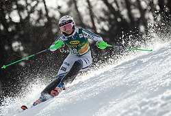 HUDSON Piera of New Zealand competes during the 7th Ladies'  tSlalom at 55th Golden Fox - Maribor of Audi FIS Ski World Cup 2018/19, on February 2, 2019 in Pohorje, Maribor, Slovenia. Photo by Matic Ritonja / Sportida