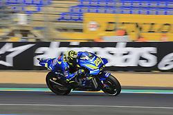 May 18, 2018 - Le Mans, France - 29 ANDREA IANNONE (ITA) TEAM SUZUKI ECSTAR (JPN) SUZUKI GSX RR (Credit Image: © Panoramic via ZUMA Press)