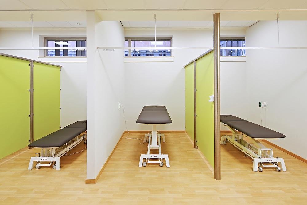 20140901 - Charleroi - Belgium - 01 September 2014 - Relocation of the Charleroi Civil Hospital  to University Hospital Marie Curie in Lodelinsart ©Scorpix - Patrick Mascart - Fred Guerdin - Alexandre Bibaut