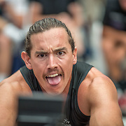 Cameron Webster  Mens relay Race #26  03:30pm<br /> <br /> www.rowingcelebration.com Competing on Concept 2 ergometers at the 2018 NZ Indoor Rowing Championships. Avanti Drome, Cambridge,  Saturday 24 November 2018 © Copyright photo Steve McArthur / @RowingCelebration