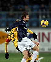 Fotball , 15. mars 2009 , Tippeligaen , Strømsgodset - Start 3-3<br /> Kim Andre Madsen , SIF Kim André Madsen