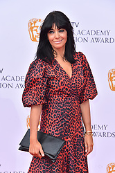 Claudia Winkleman attending the Virgin TV British Academy Television Awards 2018 held at the Royal Festival Hall, Southbank Centre, London.