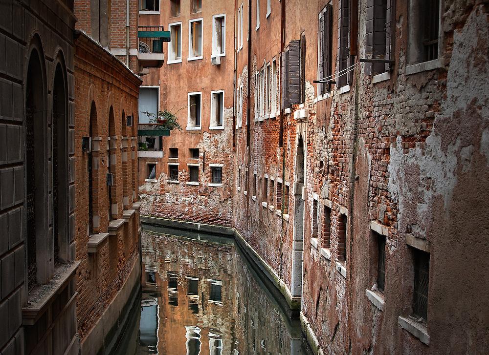 Italy - Venezia - Water channel