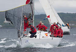 Day one of the Silvers Marine Scottish Series 2016, the largest sailing event in Scotland organised by the  Clyde Cruising Club<br /> Racing on Loch Fyne from 27th-30th May 2016<br /> <br /> GBR6521, Trastada, Roddy Angus/D Challis, FYC, Half Tonner<br /> <br /> Credit : Marc Turner / CCC<br /> For further information contact<br /> Iain Hurrel<br /> Mobile : 07766 116451<br /> Email : info@marine.blast.com<br /> <br /> For a full list of Silvers Marine Scottish Series sponsors visit http://www.clyde.org/scottish-series/sponsors/
