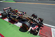 Canadian Grand Prix 2014, Pastor Maldonado, (VEN), Lotus-Renault