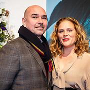 NLD//Amsterdam20160415 - Première 'Roméo et Juliette', Cees Geel en partner Eva