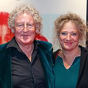NLD/Utrecht/20180927 - Openingsavond Nederlands Film Festival Utrecht, Pieter Verhoef en partner Hanneke Heeremans\