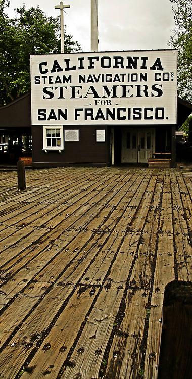 Old Sacramento, California