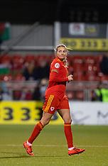 2019-11-12 Northern Ireland Women v Wales Women