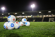 The New Lawn during the Vanarama National League match between Forest Green Rovers and Tranmere Rovers at the New Lawn, Forest Green, United Kingdom on 22 November 2016. Photo by Shane Healey.