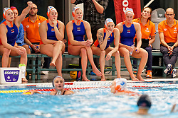 Team Netherlands during the friendly match Netherlands vs USA on February 19, 2020 in Amerena Amersfoort.
